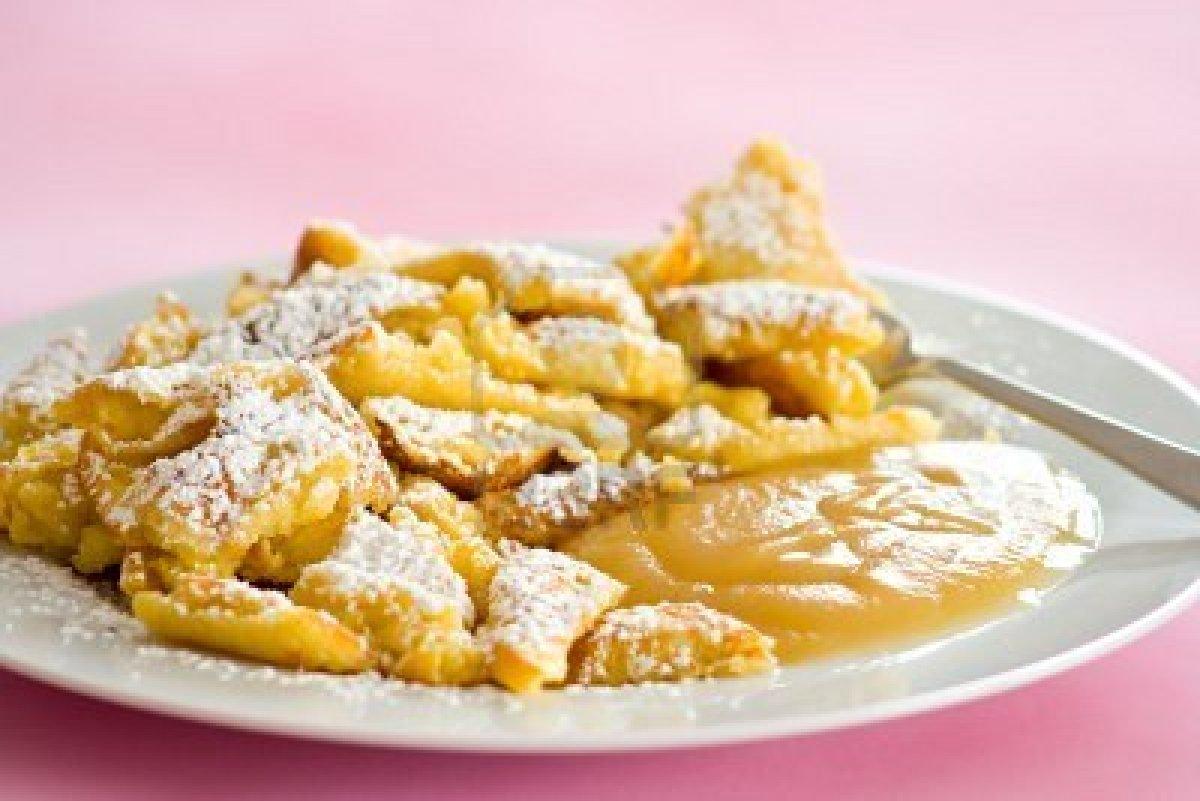kaiserschmarrn sugar and spice baking