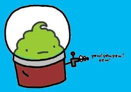 cupcake ufo