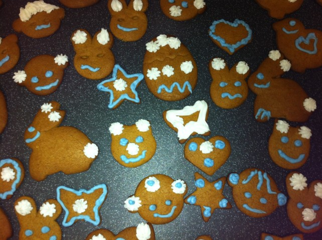 Swedish Gingerbreads