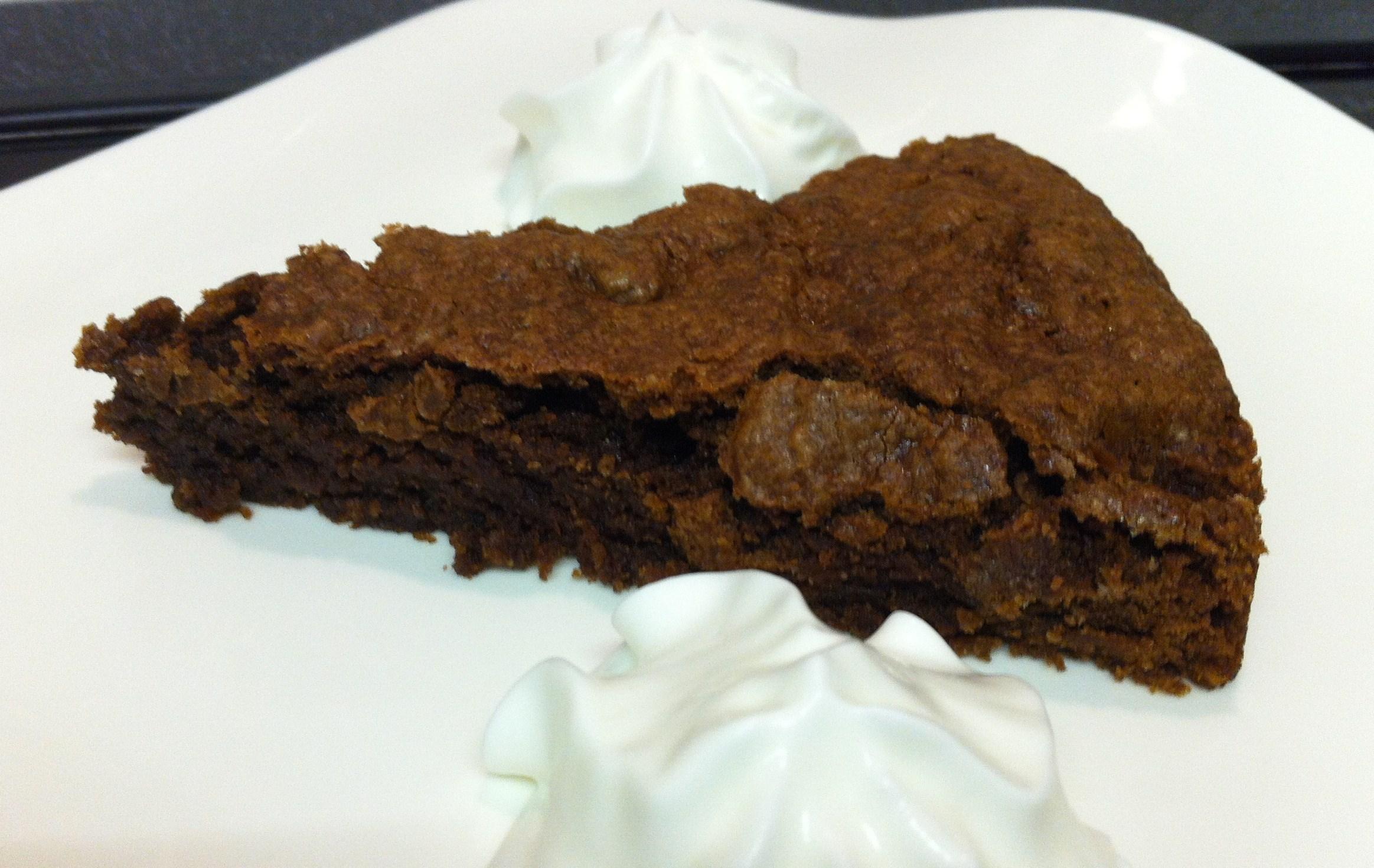 Swedish Sticky Chocolate Cake Recipe