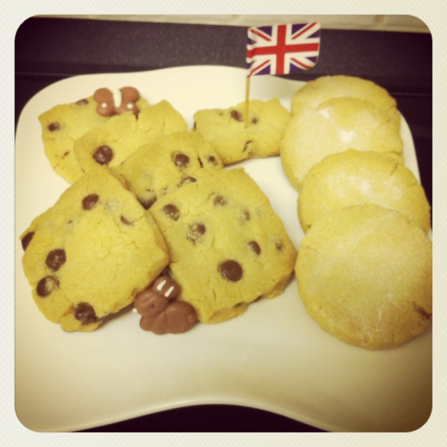 Chocolate Shortbread and All Butter Shortbread