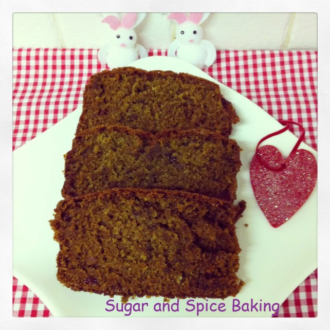 Bos Cake Sugar and Spice Baking