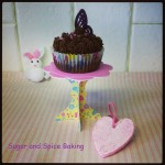 Chocolate Coffee Cupcakes Sugar and Spice Baking