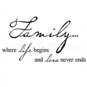 family and love