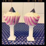 Toblerone Cupcakes